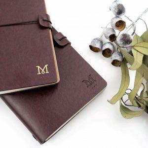 Mirosuna Vegan leather Journals